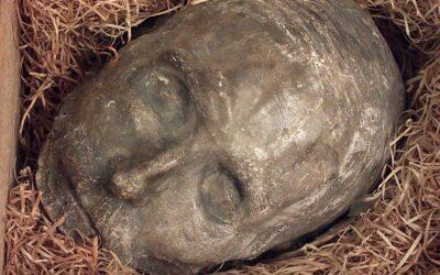 Dødens ansikt på museum